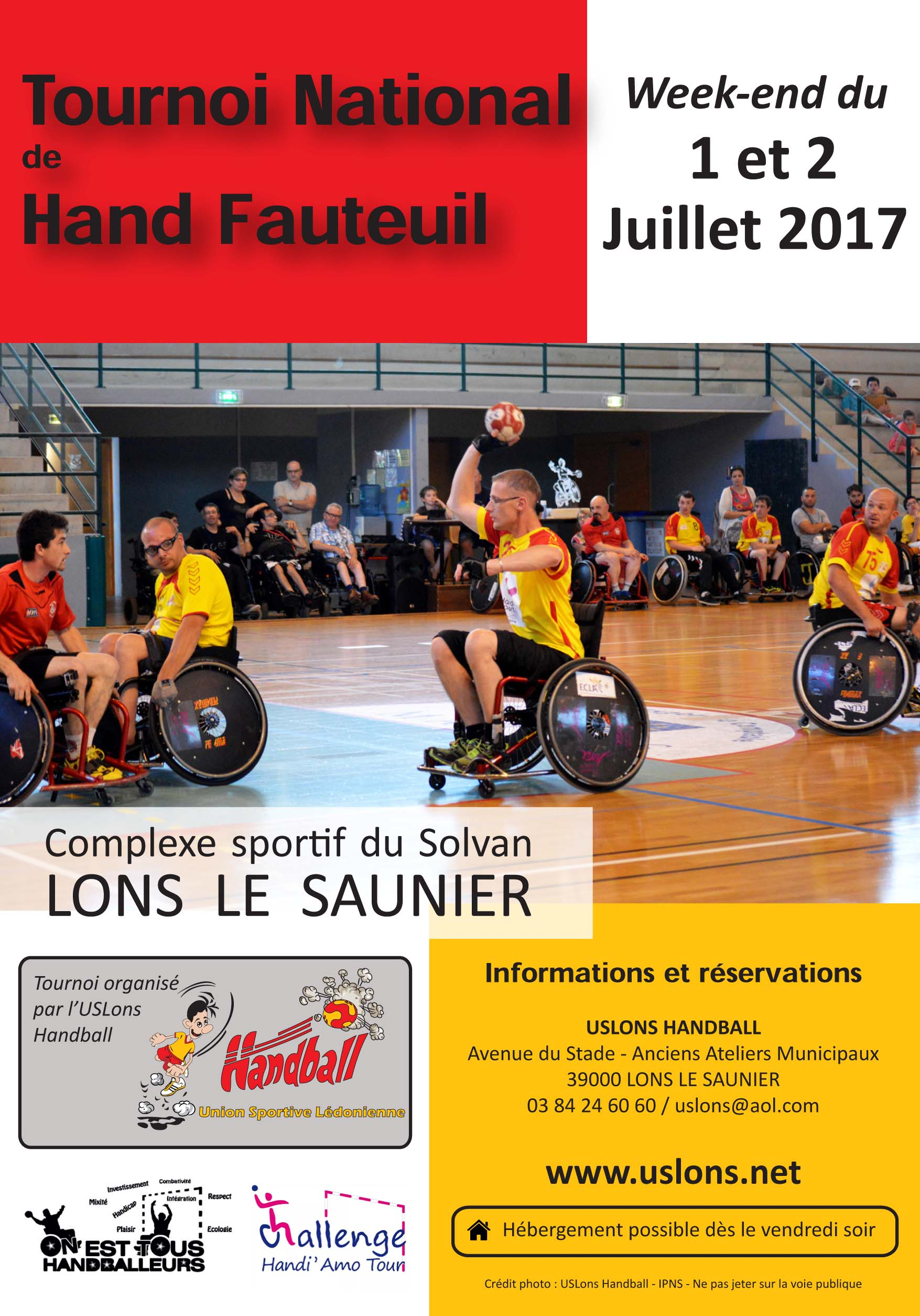 tournoi national hand fauteuil 2